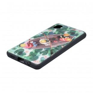 کاور مدل Painted P5 مناسب برای گوشی موبایل سامسونگ Galaxy A01 Core