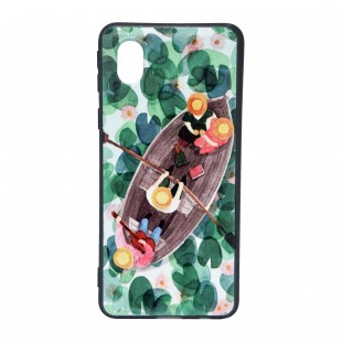 کاور مدل Painted P6 مناسب برای گوشی موبایل سامسونگ Galaxy A01 Core