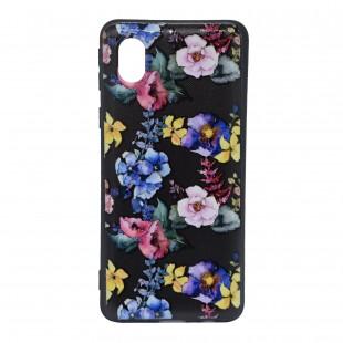 کاور مدل Painted P8 مناسب برای گوشی موبایل سامسونگ Galaxy A01 Core