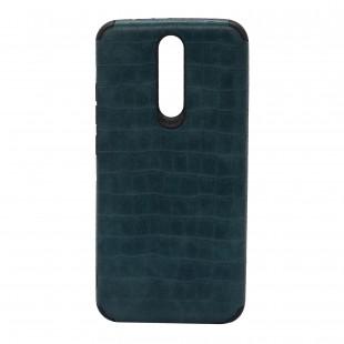 کاور مدل Leather AntiShock مناسب برای گوشی موبایل هوآوی Y5p2020