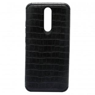 کاور مدل Leather AntiShock مناسب برای گوشی موبایل شیائومی Redmi 8