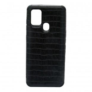 کاور مدل Leather AntiShock مناسب برای گوشی موبایل سامسونگ Galaxy M11