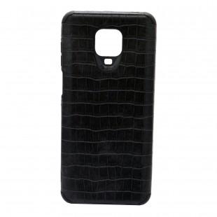 کاور مدل Leather AntiShock مناسب برای گوشی موبایل شیائومی Redmi 9