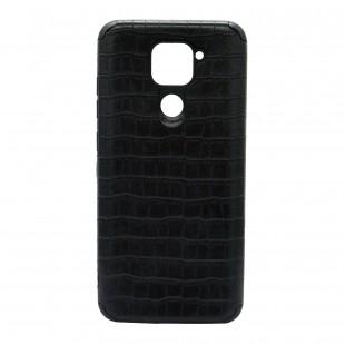 کاور مدل Leather AntiShock مناسب برای گوشی موبایل شیائومی Redmi Note 9S