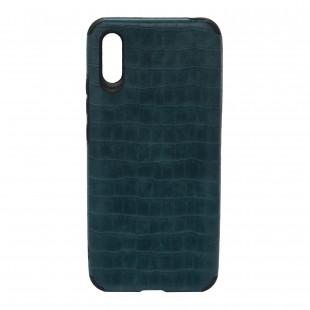 کاور مدل Leather AntiShock مناسب برای گوشی موبایل شیائومی Redmi Note 9