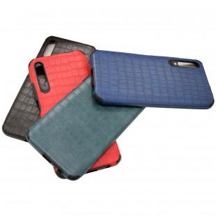 کاور مدل Leather AntiShock مناسب برای گوشی موبایل هوآوی Y7p 2020