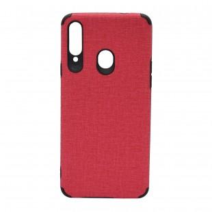 کاور مدل Cloth AntiShock موبایل سامسونگ Galaxy A11