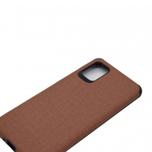 کاور مدل Cloth AntiShock موبایل سامسونگ Galaxy A31