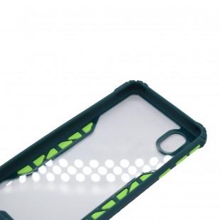 کاور مدل Transparent AntiShock گوشی موبایل سامسونگ Galaxy A01Core