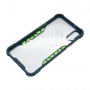 کاور مدل Transparent AntiShockموبایل سامسونگ Galaxy A01Core