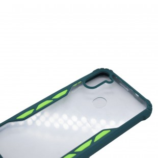کاور مدل Transparent AntiShockموبایل سامسونگ Galaxy A10s