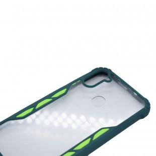 کاور مدل Transparent AntiShockموبایل سامسونگ Galaxy A11