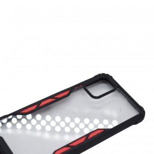 کاور مدل Transparent AntiShockموبایل سامسونگ Galaxy A20s
