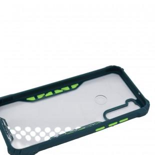 کاور مدل Transparent AntiShockموبایل سامسونگ Galaxy A31