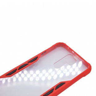 کاور مدل Transparent AntiShockموبایل شیائومی Redmi Note 8