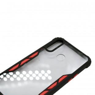 کاور مدل Transparent AntiShockموبایل شیائومی Redmi Note 8 Pro