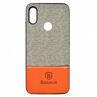 کاور مدل Baseus Leather مناسب برای گوشی موبایل شیائومی Redmi S2