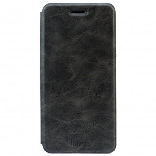 کیف محافظ چرمی موفی Mofi F3 Flip Cover For Samsung C5