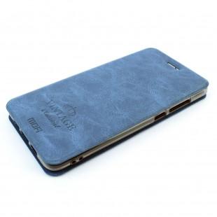 کیف محافظ چرمی موفی Mofi F3 Flip Cover For Huawei Honor 8 Lite
