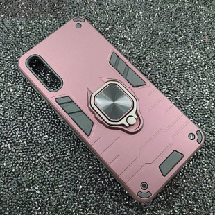 کاور مدل Defender Ring مناسب برای گوشی موبایل سامسونگ Galaxy A21