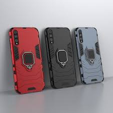 کاور مدل Defender Ring مناسب برای گوشی موبایل هواوی Y6p 2020