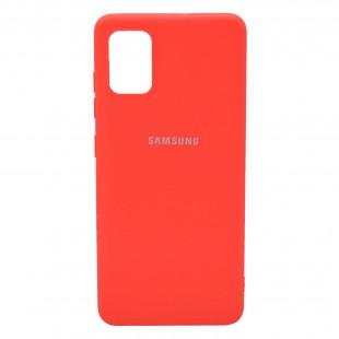 کاور مدل Silicon مناسب برای گوشی موبایل سامسونگ Galaxy A51