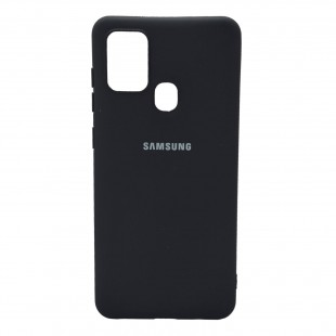 کاور مدل Silicon مناسب برای گوشی موبایل سامسونگ Galaxy A21