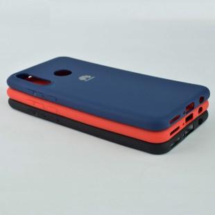 کاور مدل Silicon مناسب برای گوشی موبایل هوآوی Y9 2019