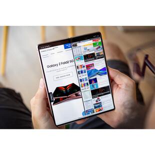 گوشی موبایل سامسونگ مدل Galaxy Z Fold2 LTE SM-F916B تک سیمکارت ظرفیت 256 گیگابایت و رم 12 گیگابایت