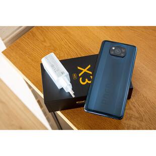 گوشی موبایل شیائومی مدل POCO X3 M2007J20CG دو سیم کارت ظرفیت 128 گیگابایت