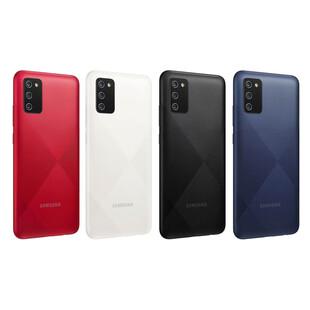 گوشی موبایل سامسونگ مدل Galaxy A02s SM-A025F/DS دو سیم کارت ظرفیت 64 گیگابایت و رم ۴ گیگابایت