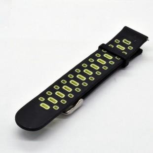 بند میجابز مدل SportSilicon ساعت هوشمند شیائومی  Amazfit GTR2/GTR47 2mm