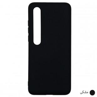 کاور مدل Silicon TPU مناسب برای گوشی موبایل شیائومی Mi Note 10