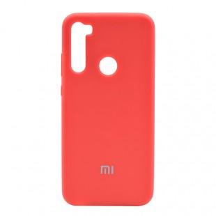 کاور سیلیکون مدل Silicon Org مناسب برای گوشی موبایل شیائومی Redmi Note 8