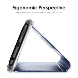 کیف کلاسوری مدل Clear View مناسب برای گوشی موبایل شیائومی Redmi Note 9s