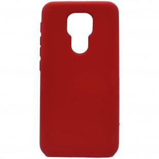 کاور مدل سیلیکون مناسب برای گوشی موبایل موتورولا Silicon Case G9 Play