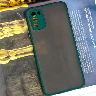 کاور کینگ پاور مدل M22 مناسب برای گوشی موبایل شیائومی Poco M3 King Power M22