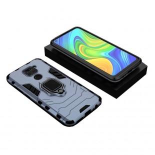 کاور محافظ مدل  Defender Ring موبایل شیائومی Redmi Note 9