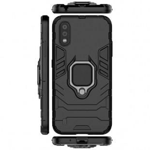 کاور محافظ مدل  Defender Ring موبایل سامسونگ Galaxy A02