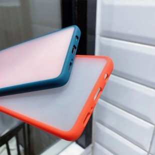 کاور مدل LNZ مناسب برای گوشی موبایل سامسونگ Galaxy A12