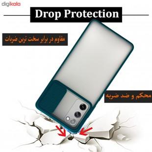 کاور مدل LNZ01 مناسب برای گوشی موبایل سامسونگ Galaxy A52
