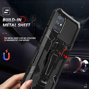 کاور آیرون من مدل Avenger مناسب برای گوشی موبایل سامسونگ Galaxy A52 5G