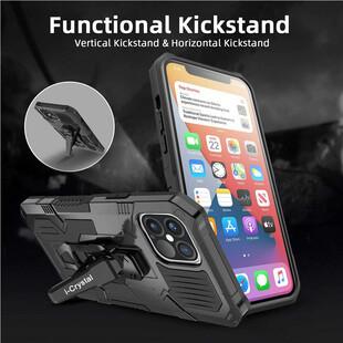 کاور آرمور مستر مدل i-Crystal مناسب برای گوشی موبایل سامسونگ Galaxy A12