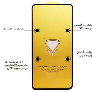 محافظ صفحه نمایش مدلOG مناسب برای گوشی موبایل شیائومی Poco F3 / Mi 11i