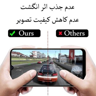 محافظ صفحه نمایش مدل OG مناسب برای گوشی موبایل سامسونگ Galaxy M31s