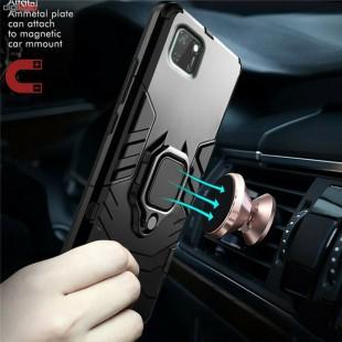 کاور مدل Defender Ring مناسب برای گوشی موبایل هواوی Y5p 2020