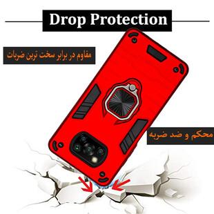 کاور لاین کینگ مدل ASH22 مناسب برای گوشی موبایل شیائومی Poco X3