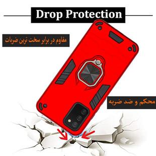 کاور کینگ پاور مدل ASH22 مناسب برای گوشی موبایل سامسونگ GALAXY A02S