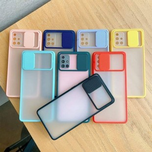 کاور مدل CamShield مناسب برای گوشی موبایل شیائومی Redmi Note 9s
