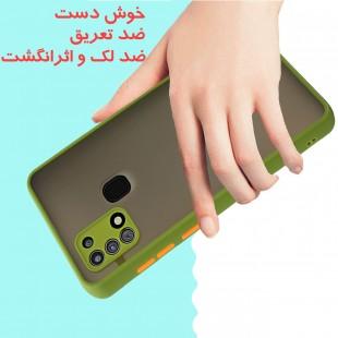 کاور MBC مناسب برای  موبایل سامسونگ Galaxy A21S King Power